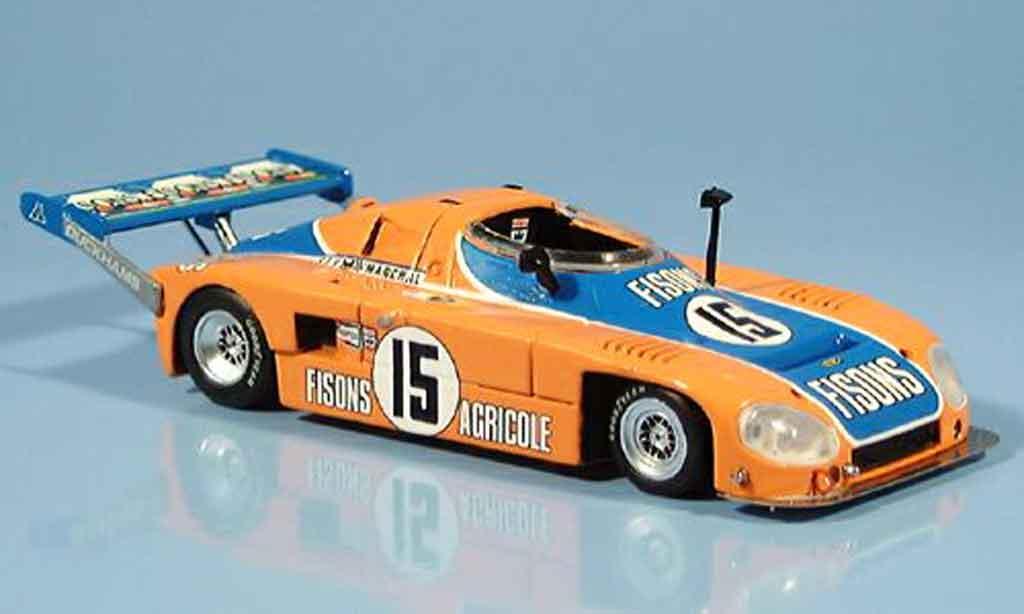 Lola T286 1/43 Bizarre Ford Fisons No.15 Le Mans 1979 miniature