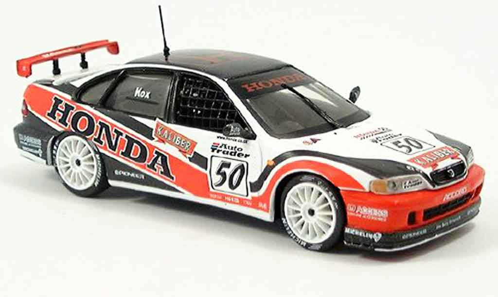 Honda Accord 1/43 Onyx P. Kox BTCC No.50 1998 miniature