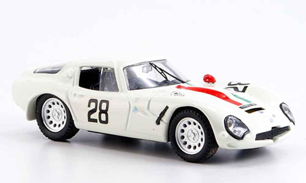 Alfa Romeo TZ2 1/43 Best no.28 leonib bona monza 1967 miniature