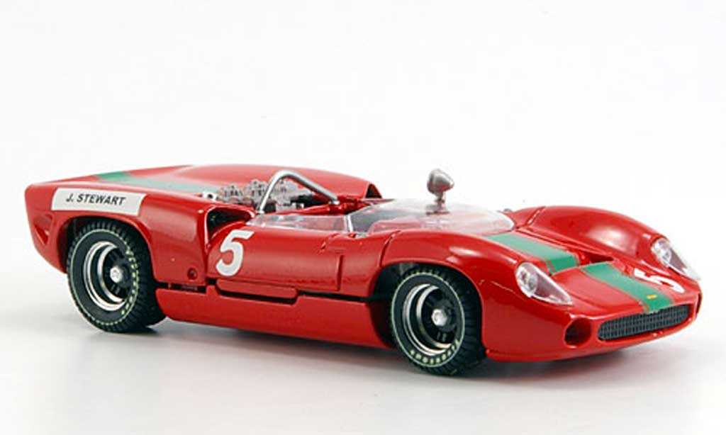 Lola T70 1965 1/43 Best Spyder J. Stewart No.5 Brands Hatch 1965 miniature