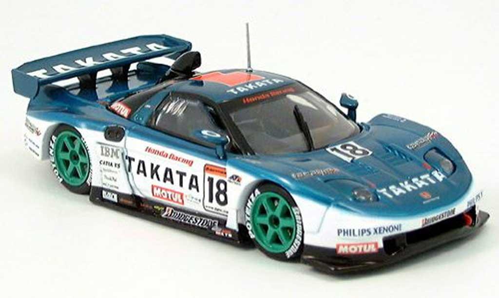 Honda NSX JGTC 1/43 Ebbro JGTC 500 Takata