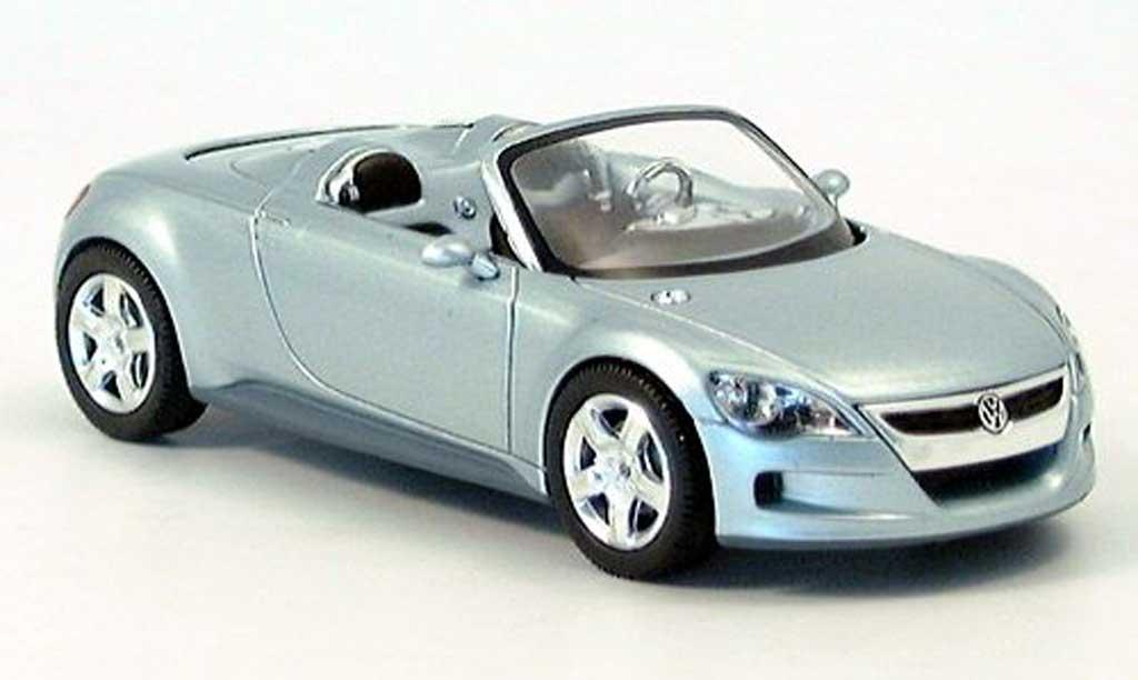 Volkswagen Concept 1/43 Norev R Roadster 2004 miniature
