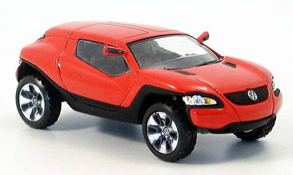Volkswagen Concept 1/43 Norev concept t rouge detroit motor show 2004 miniature
