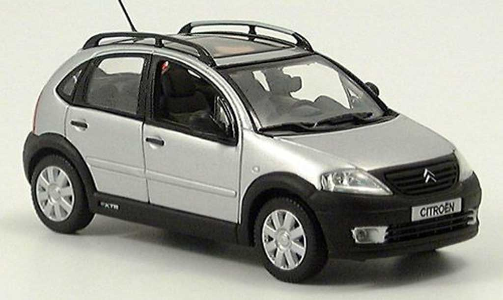 Citroen C3 Xtr Norev Diecast Model Car 1  43  Sell
