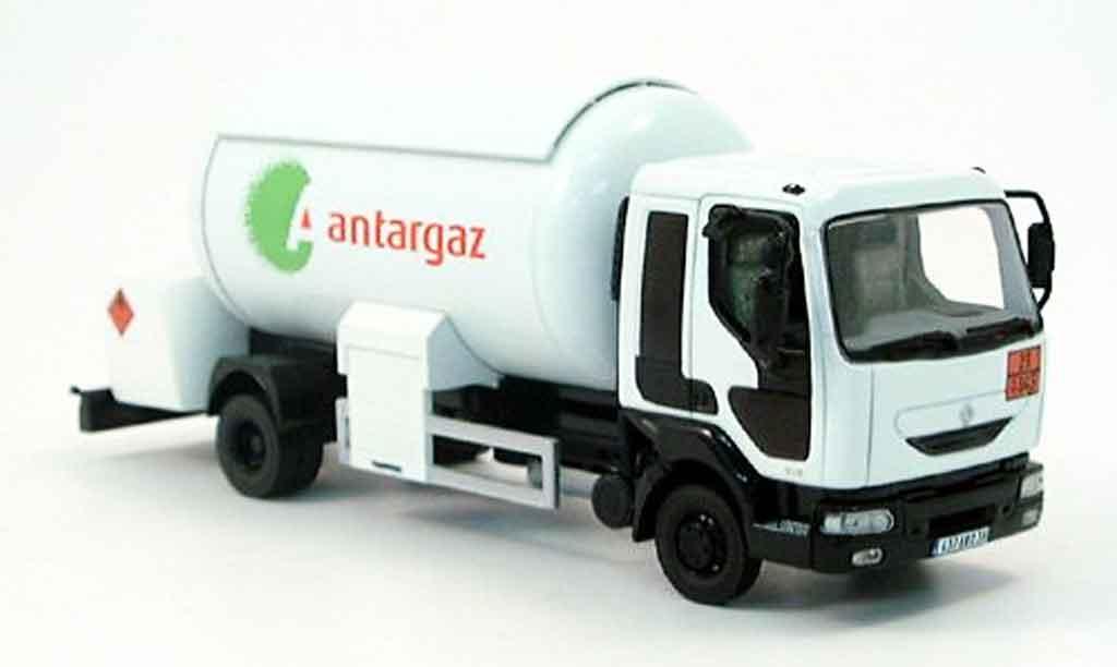 Renault Midlum 1/43 Norev antargaz gas tankwagen miniature
