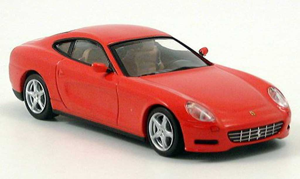 Ferrari 612 1/43 IXO Scaglietti rouge 2003 miniature