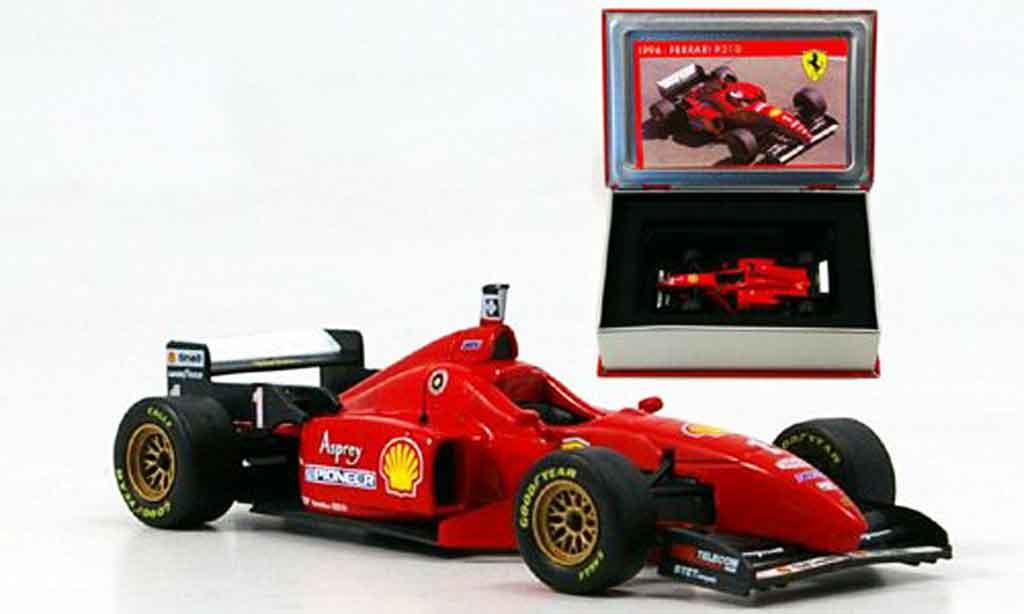 Ferrari F1 1/43 IXO f310 no. 1 sieger spanien m. schumacher 1996 miniature