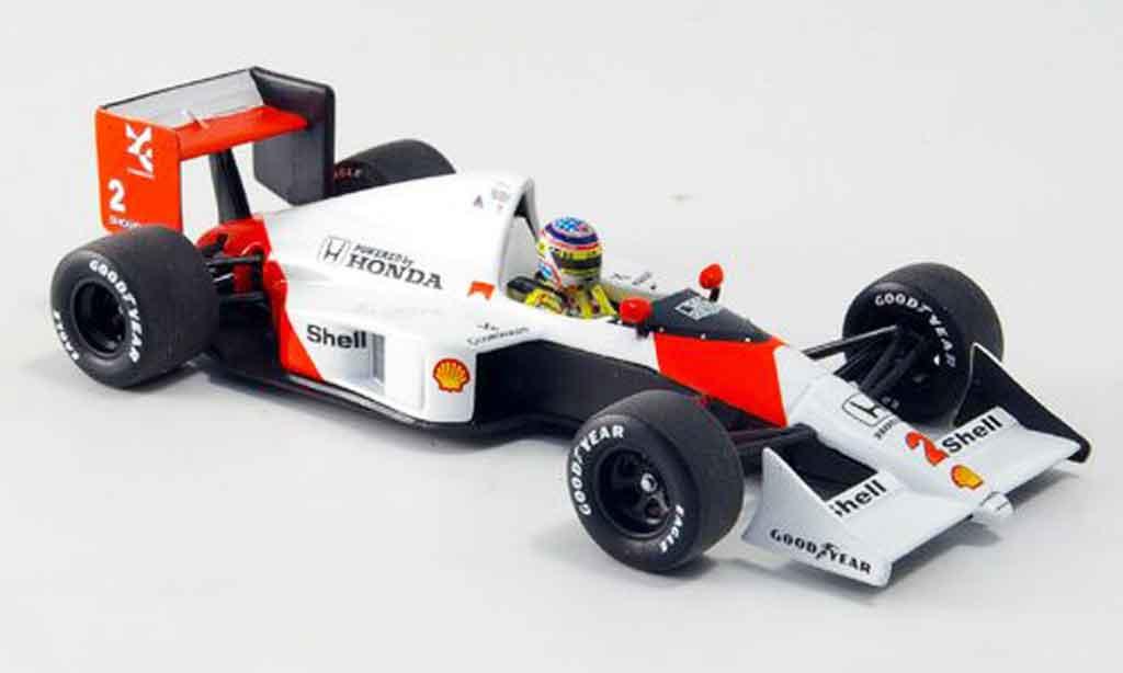 Honda F1 1/43 Minichamps Mc Laren MP4 5 T. Sato Montegi 2002 miniature