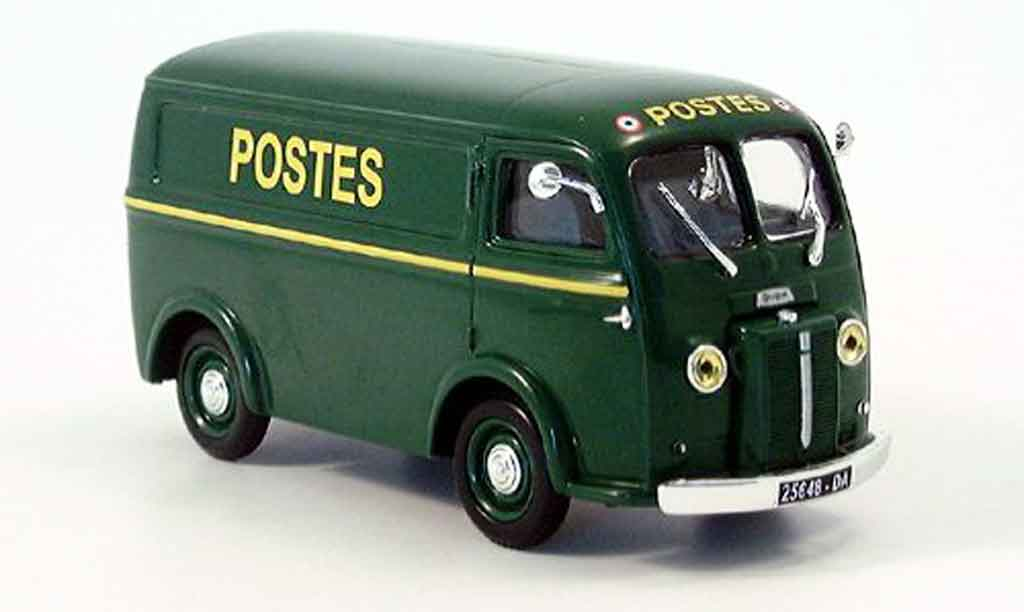 Peugeot D3A 1/43 Norev post miniature