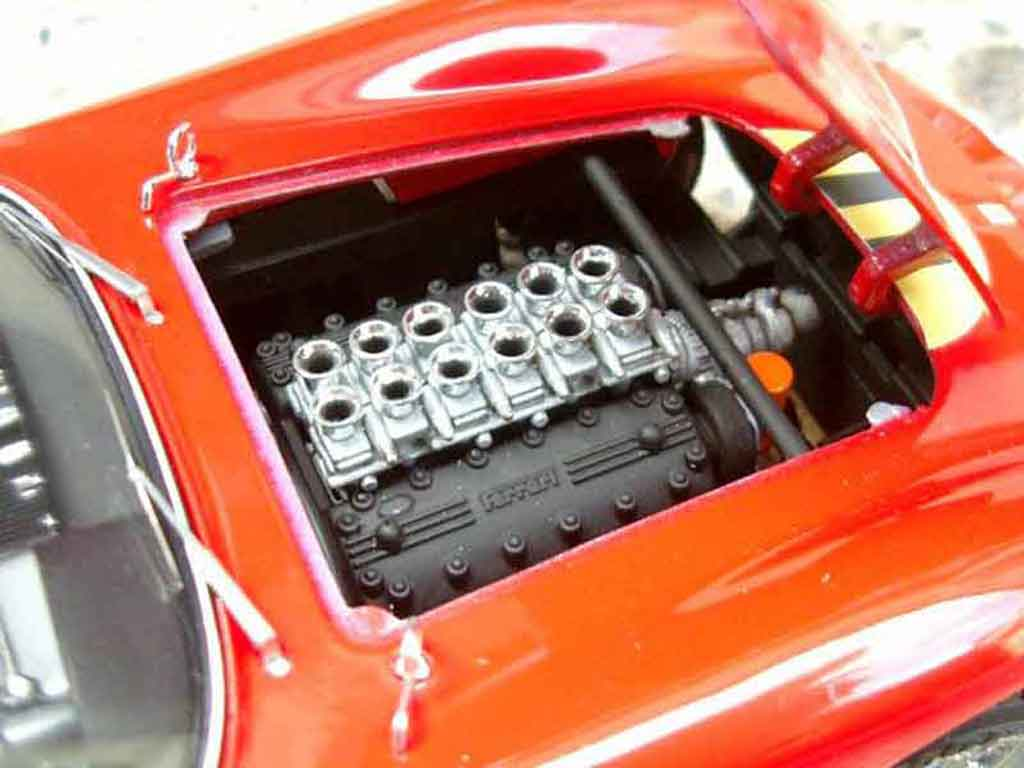 Ferrari 250 GTO 1963 1/18 Burago #11