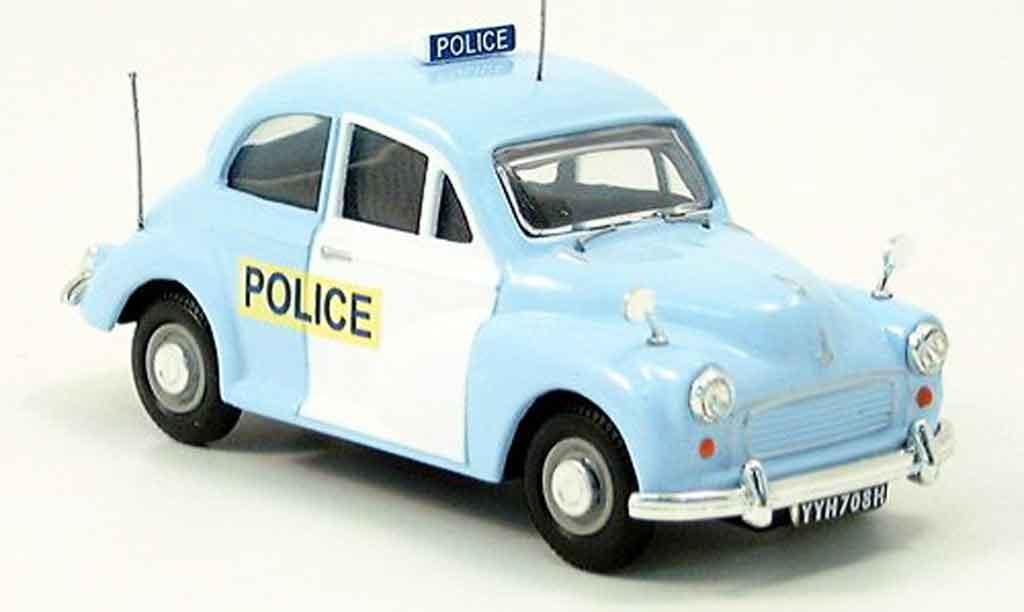 Morris Minor 1/43 Vanguards police miniature