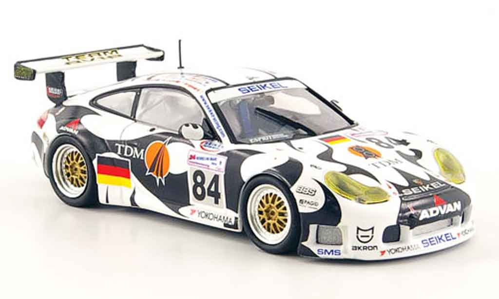 Porsche 996 GT3 RS 1/43 Minichamps LM Burgess Colin Bagnal 2004 diecast model cars