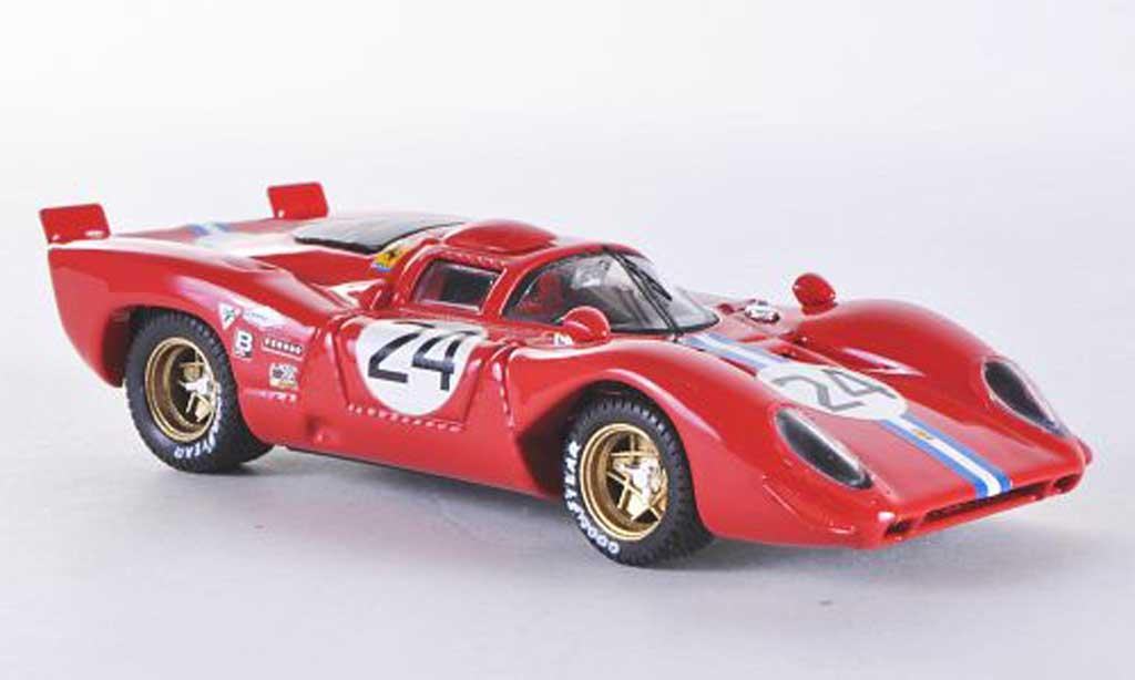 Ferrari 312 P 1/43 Best Coupe Daytona arkes-osey 1970 miniature