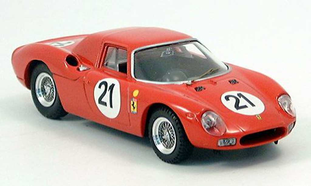 Ferrari 250 LM 1965 1/43 Best Rindt-Gregory miniature