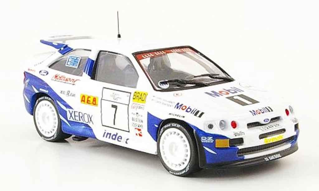 Ford Escort Cosworth 1/43 IXO  No.7 Rally Finnland 1994