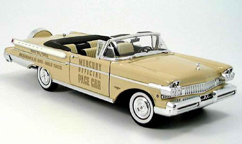 Mercury Turnpike 1/18 Yat Ming cruiser pace car 1957 miniature