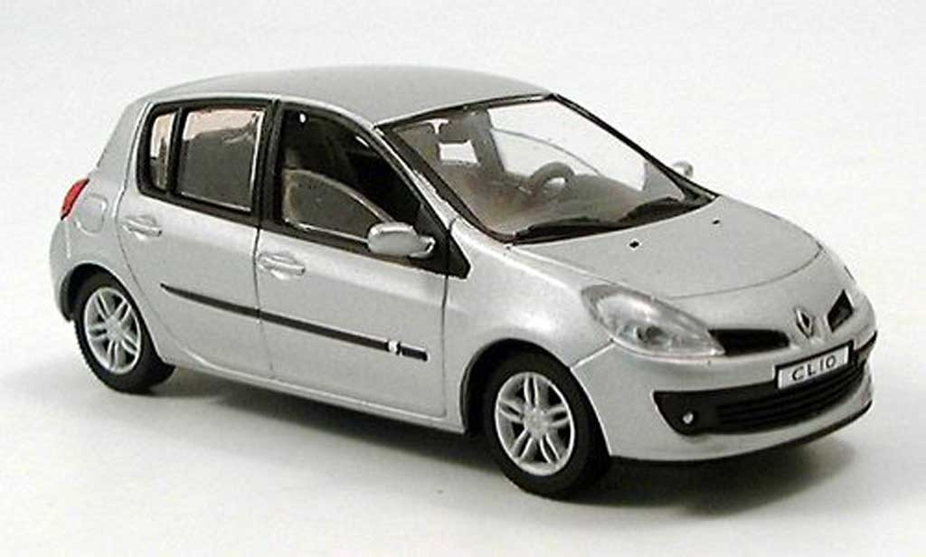 Renault Clio 1/43 Solido III d 5-portes 2005 miniature