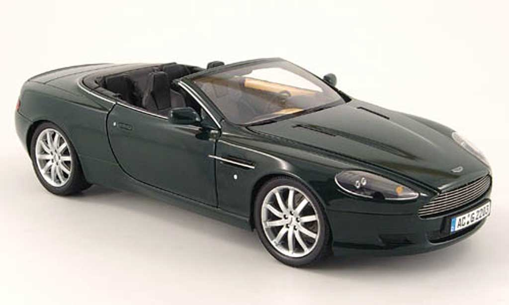 aston martin db9 volante green minichamps diecast model car 1 18 buy sell diecast car on. Black Bedroom Furniture Sets. Home Design Ideas