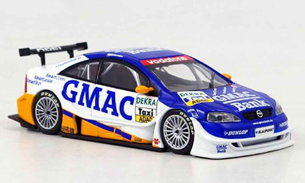 Opel V8 Coupe 1/43 Minichamps dtm race taxi 2004 miniature