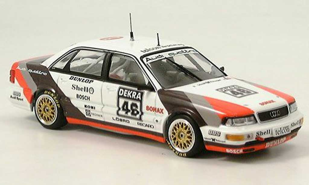 audi v8 quattro v8 quattro dtm jelinski 1990 minichamps. Black Bedroom Furniture Sets. Home Design Ideas