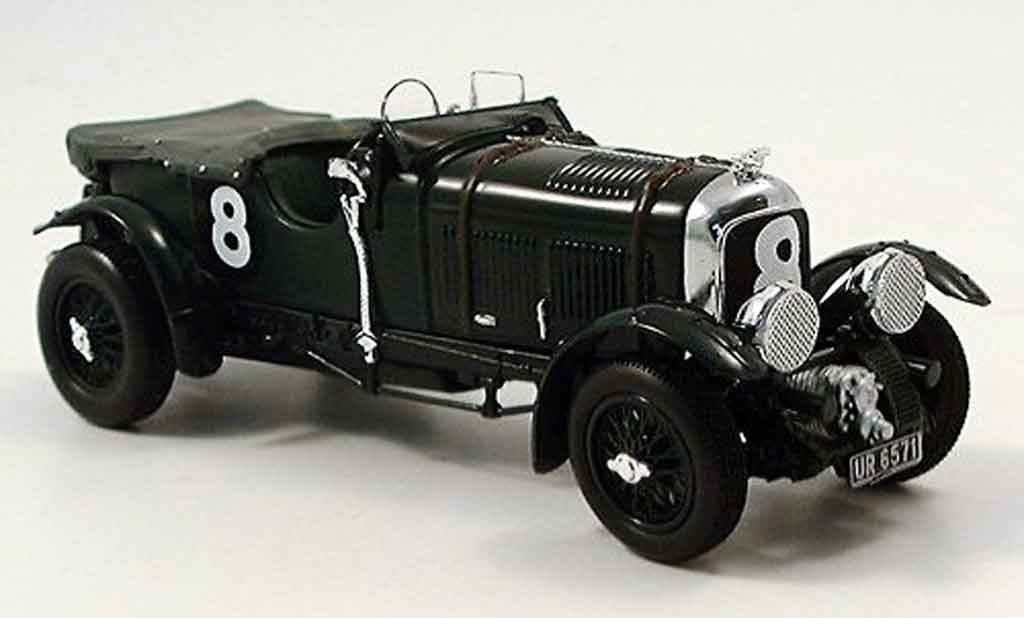 Bentley 4.5 1/43 Minichamps Ltr. Blower Embriricos miniature