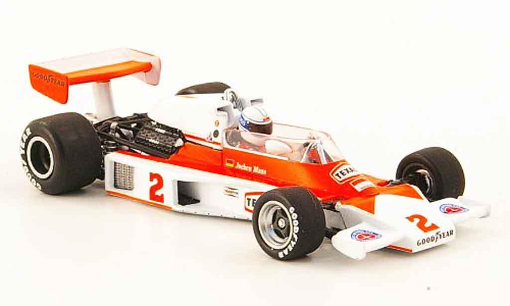McLaren M23 1/43 Minichamps Ford No.2 GP USA West 1977 miniature