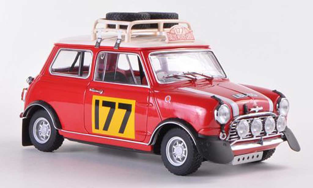 austin mini rallye morris cooper s mk1 r aaltonen h liddon rally monte carlo 1967. Black Bedroom Furniture Sets. Home Design Ideas