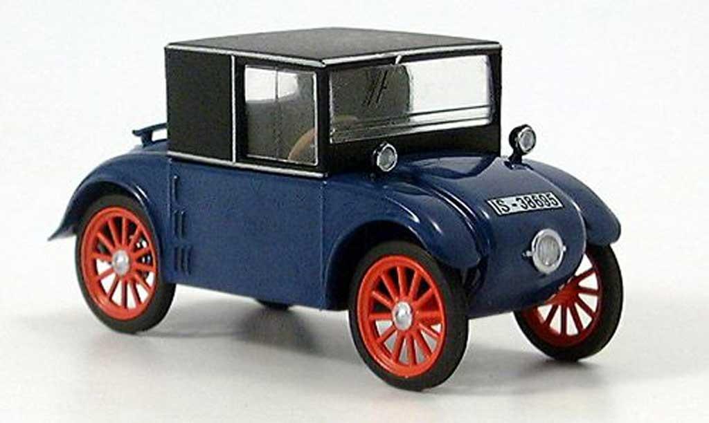Hanomag Komissbrot 1/43 Schuco Limousine bleue