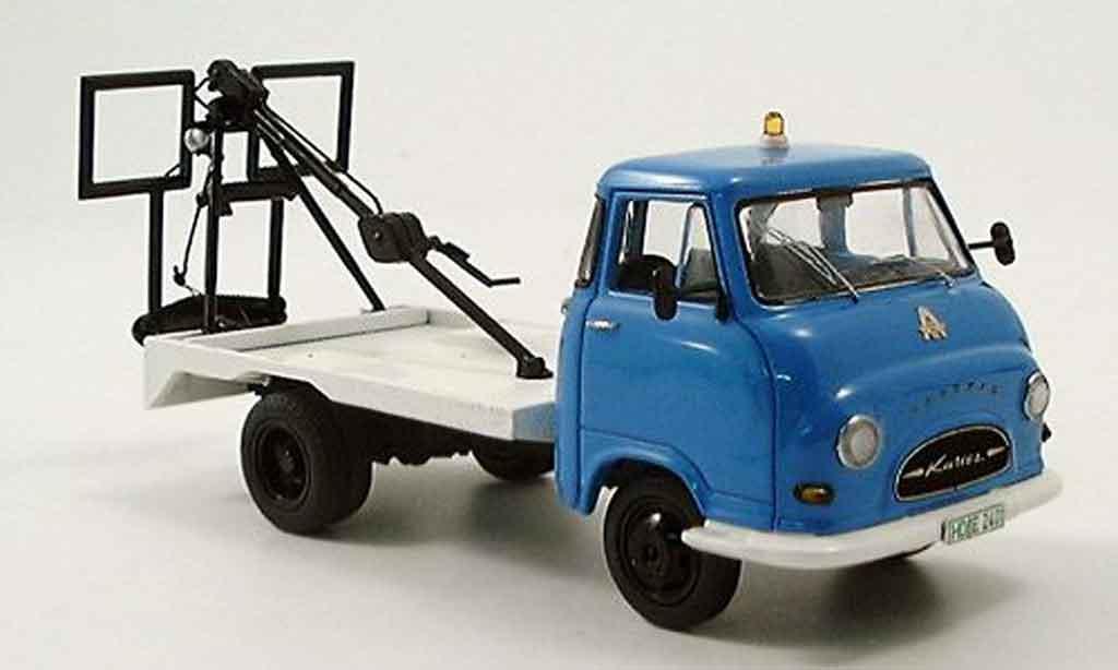 Hanomag Kurier 1/43 Schuco Abschleppwagen miniature