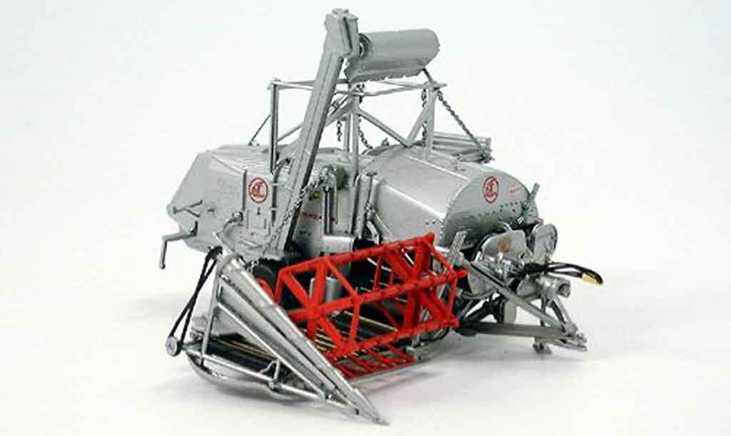 Claas Super Automatic 1/43 Schuco Mahdrescher miniature