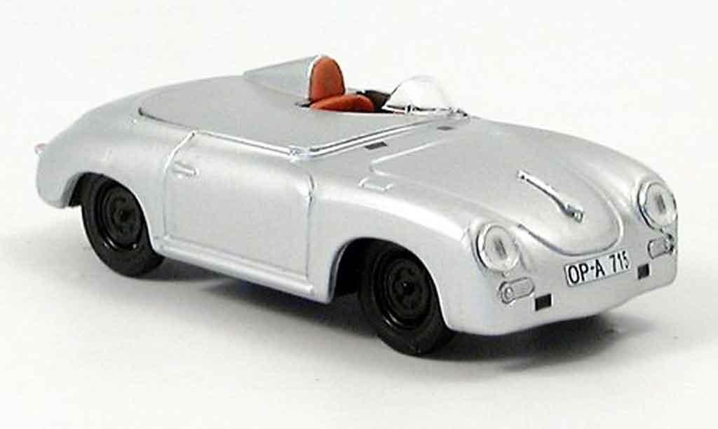 Porsche 356 1/43 Brumm 1957 Rekord in Monza miniature