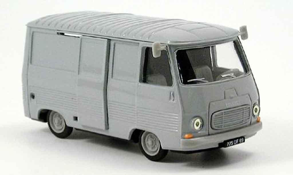 Peugeot J7 1/43 Norev grise 1966 miniature