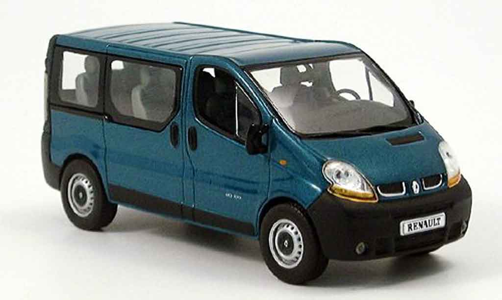 renault trafic miniature verte norev 1 43 voiture. Black Bedroom Furniture Sets. Home Design Ideas