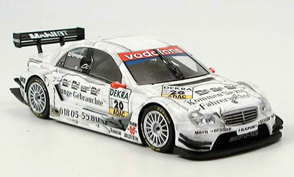 mercedes classe c junge gebrauchte spengler dtm 2005. Black Bedroom Furniture Sets. Home Design Ideas