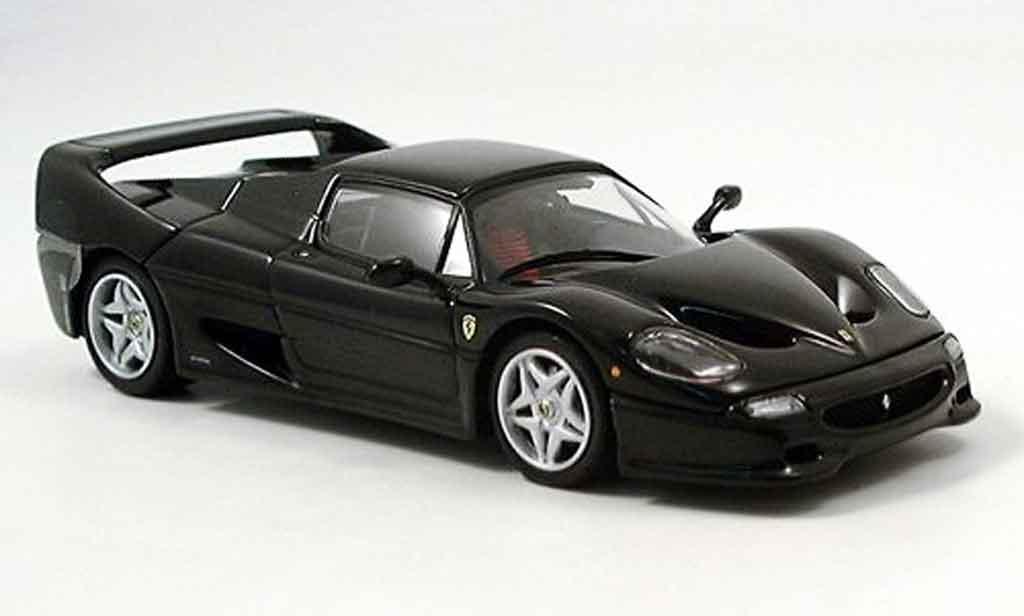 Ferrari F50 1/43 Kyosho noire miniature