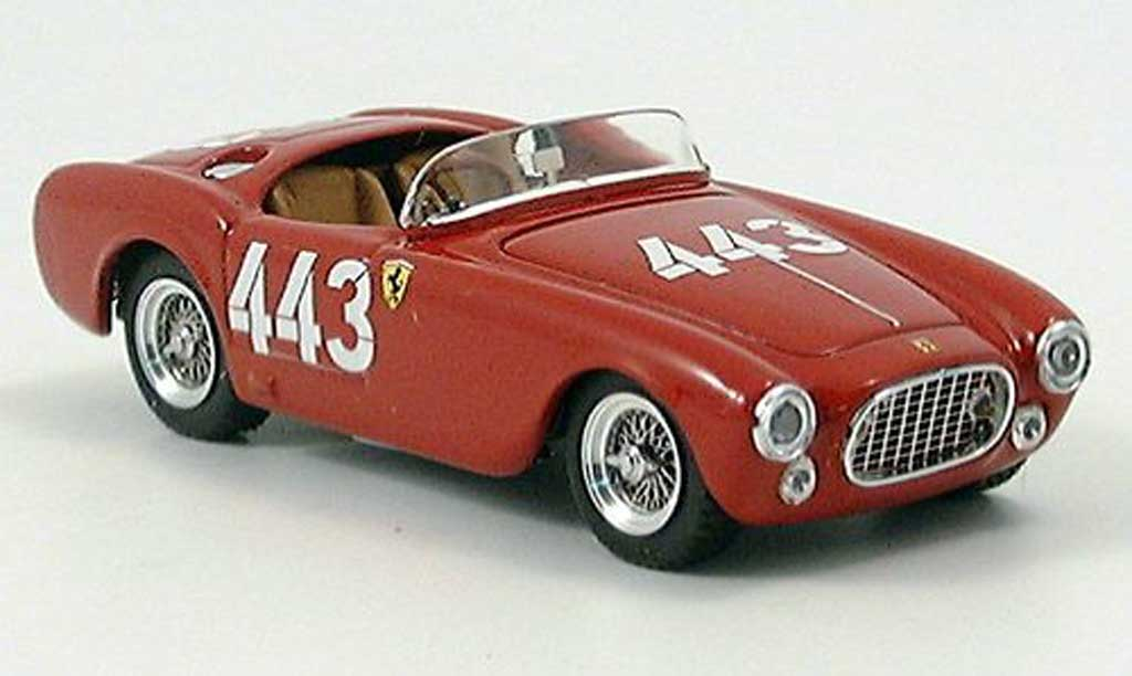 Ferrari 225 1952 1/43 Art Model S Tartuffi-Vandelli No.443 miniature