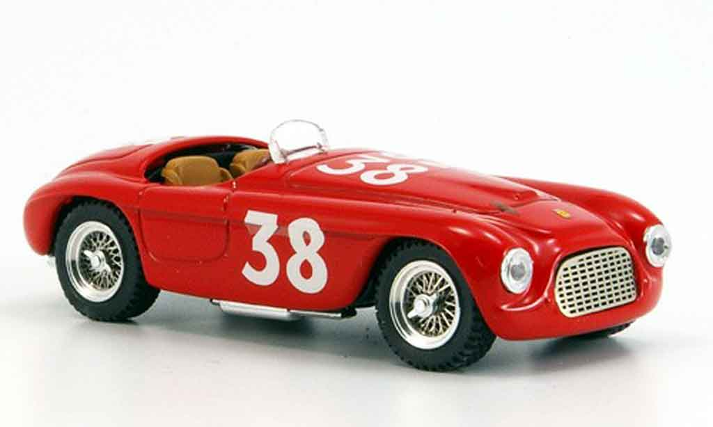 Ferrari 166 1950 1/43 Art Model spyder grisestone a.ascari miniature