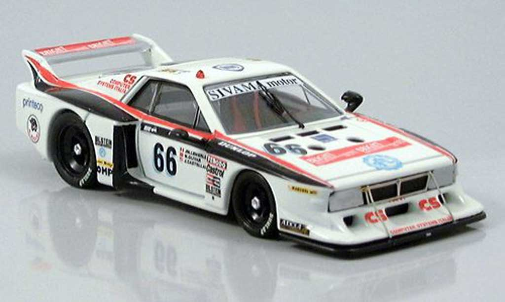 Lancia Beta Monte Carlo 1/43 Best LM No.66 1982 miniature