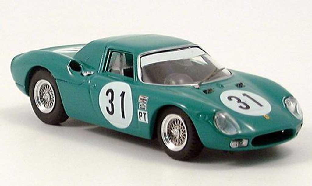 Ferrari 250 LM 1965 1/43 Best Sebring Piper-Maggs modellautos
