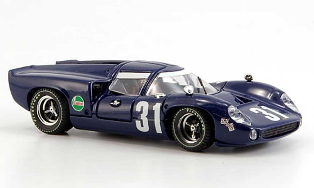 Lola T70 1/43 Best Coupe miniature