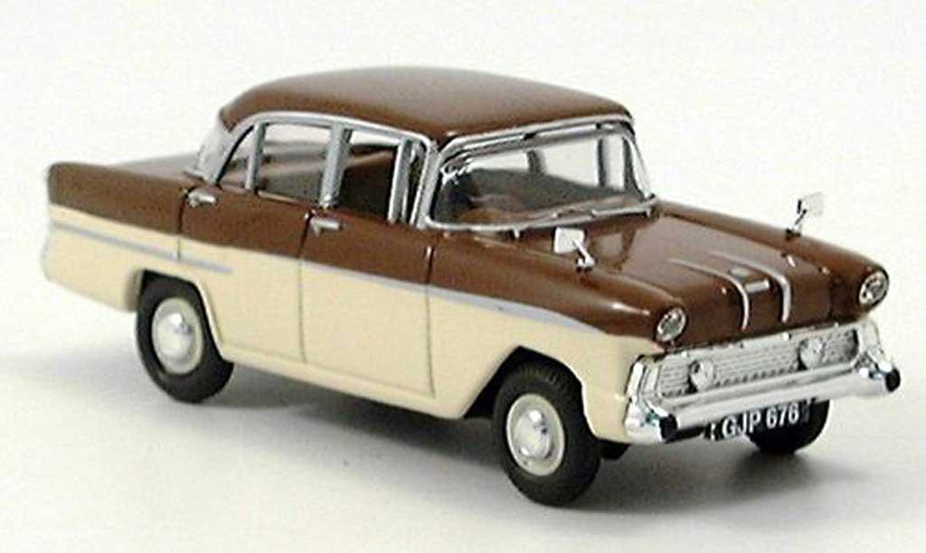 Vauxhall Victor 1/43 Vanguards marron/creme miniature