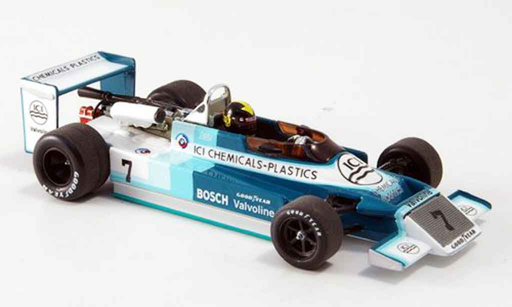 Bmw F1 1979 1/43 Minichamps March 792 F2 D.Daly avec Motonachbildung miniature