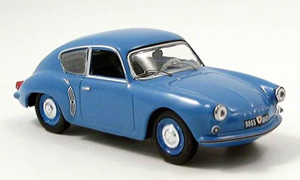 Alpine A106 1/43 Norev bleu 1956 miniature