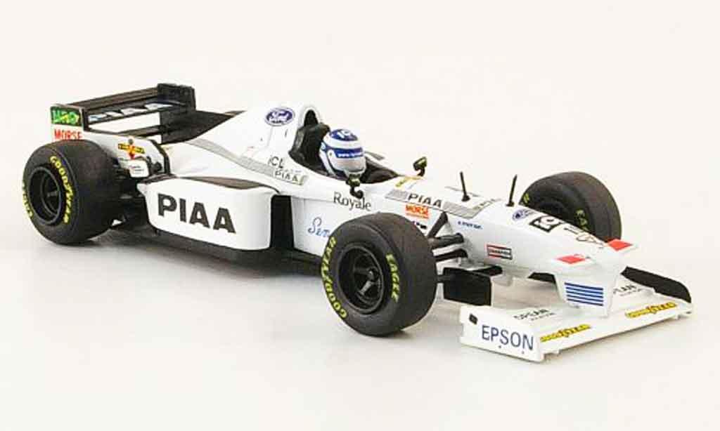 Tyrrell 025 1/43 Onyx Ford No.19 M.Salo GP Kanada 1997 miniature