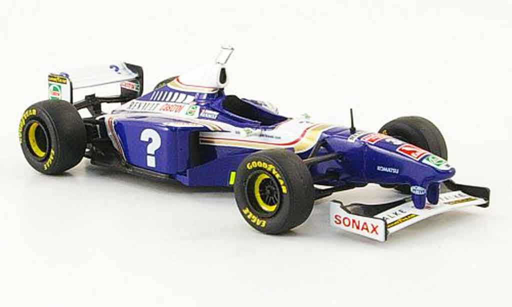 Renault F1 1/43 Onyx williams fw19 no.3 gp frankreich 1997 miniature