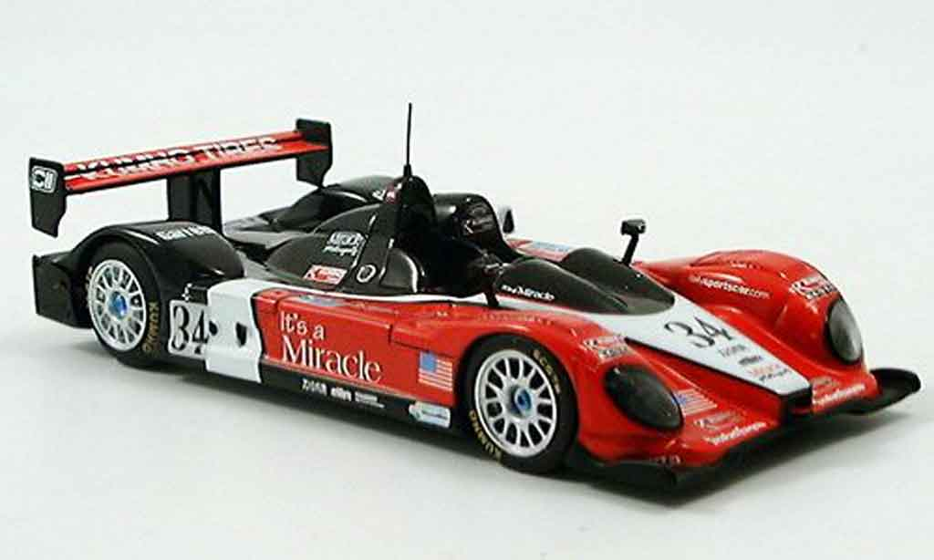Courage 2005 1/43 Spark AER No.34 Miracle Le Mans miniature