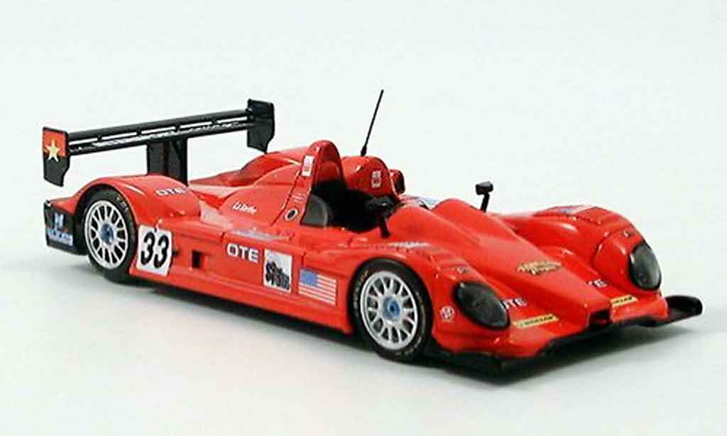 Courage 2005 1/43 Spark AER No.33 Intersport Racing Le Mans miniature