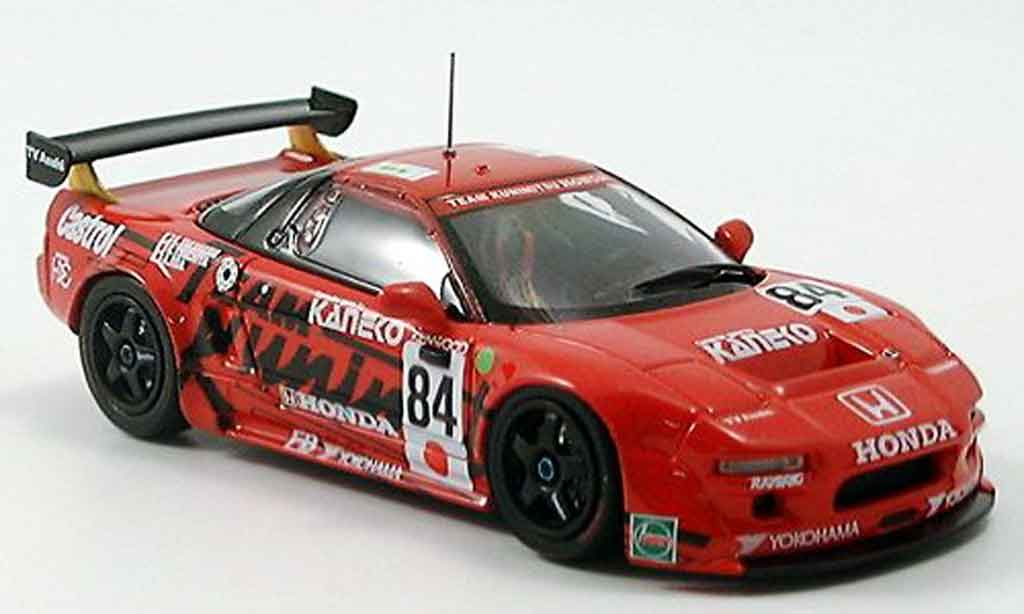 Honda NSX 1/43 Ebbro LeMans No. 84 1995 miniature