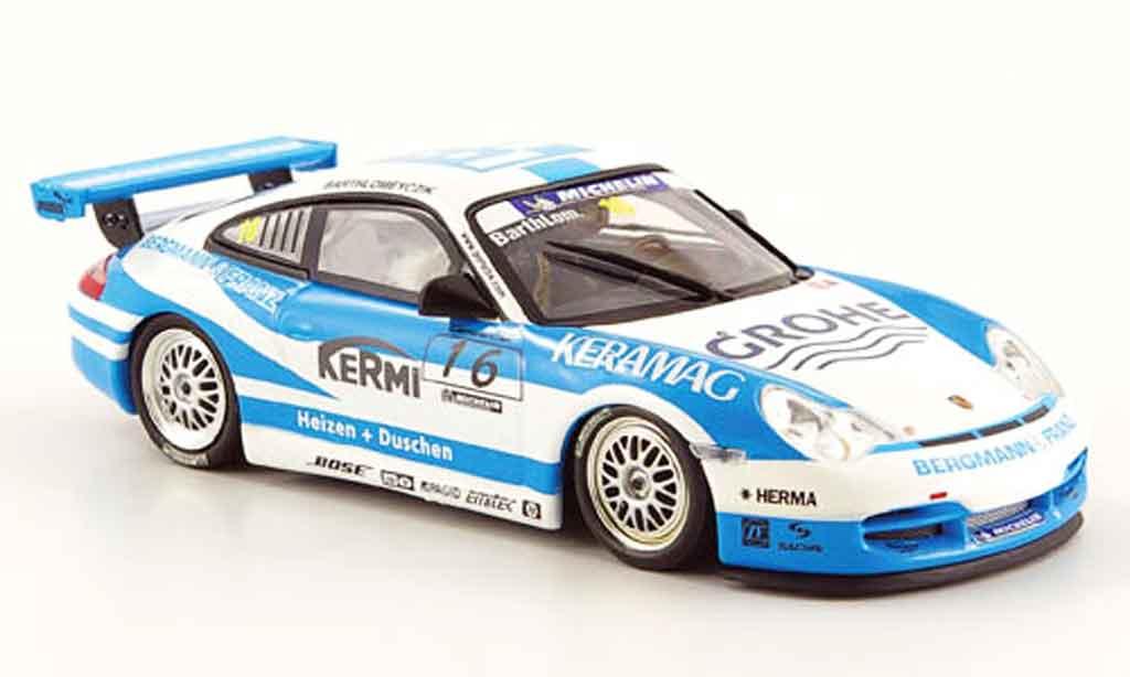 Porsche 996 GT3 Cup 1/43 Minichamps Keramag Barthlomeyczik 2005