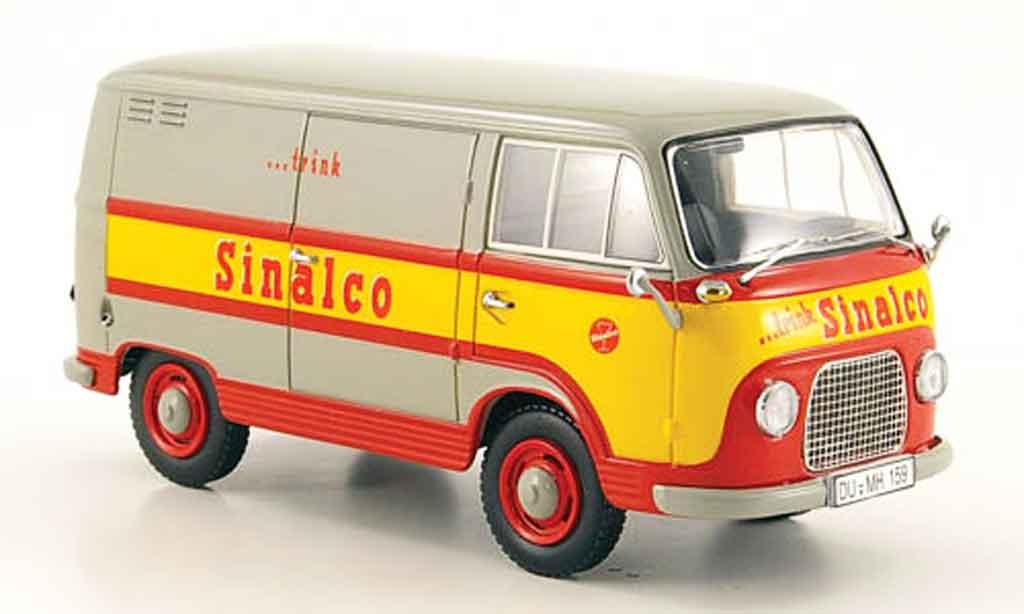 Ford FK 1000 1/43 Schuco 1000 Kastenwagen Sinalco miniature